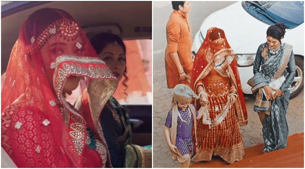 Yeh Rishta Kya Kehlata Hai January 17, 2020 Written Update Full Episode: A Stranger Takes Kartik's Place at The Wedding Mandap Next to Naira and Leaves Everyone Shocked