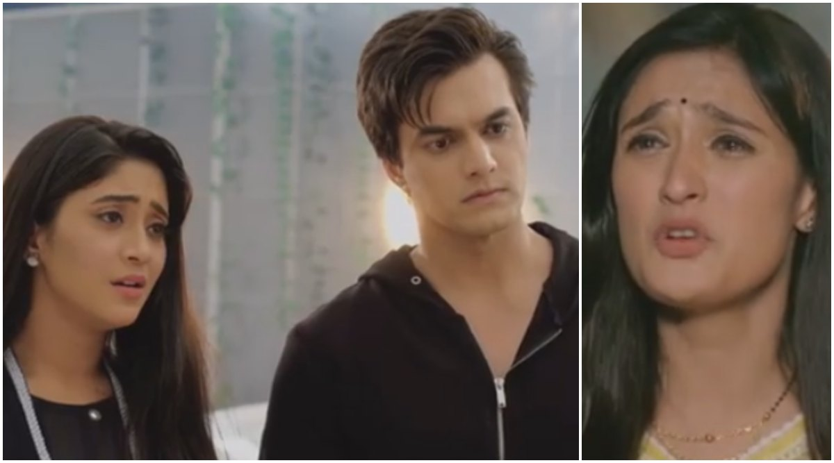 Yeh Rishta Kya Kehlata Hai January 16, 2020 Written Update Full Episode: Guilty Vedika Finally Leaves And The Families Prepare For Kartik and Naira's Wedding