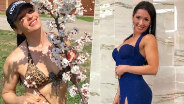 Yekaterina Yegina of Russia Wins Mrs Grandma Europe Title; 50-Year-Old's Age-Defying Hot and Glamorous Photos Go Viral
