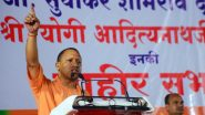 Uttar Pradesh CM Yogi Adityanath Says Congress, SP and BSP's 'Propaganda Against CAA Akin to Draupadi's Cheer Haran'