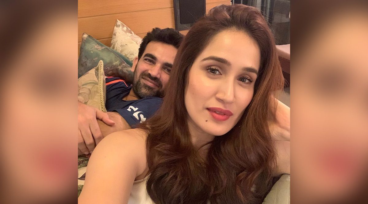 Zaheer Khan Posts Adorable Message on Wife Sagarika Ghatge's Birthday (See Post)