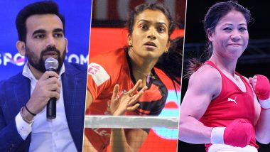 Padma Awards 2020: Mary Kom, PV Sindhu and Zaheer Khan to Receive Prestigious Awards
