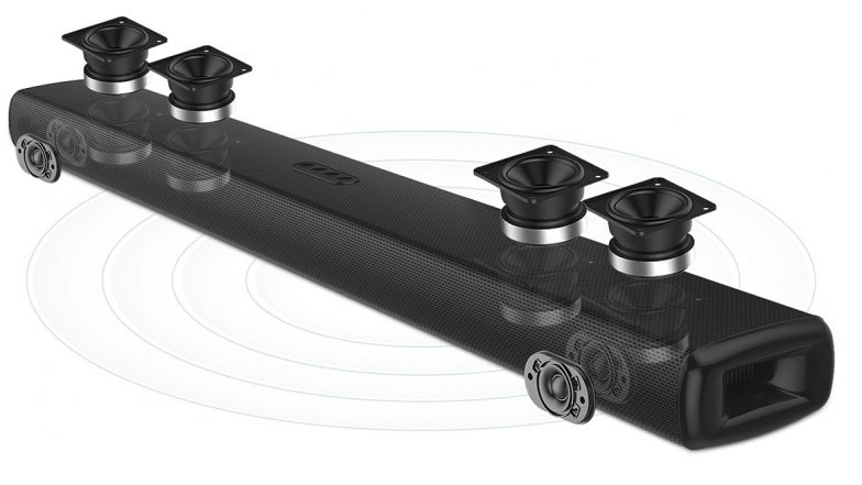 Zebronics Launches Premium Soundbar Series For Providing Theatre Like Sound Experience To Its Users