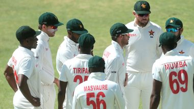 Bangladesh vs Zimbabwe, One-Off Test 2020 Live Streaming Online: How to Watch Free Live Telecast of BAN vs ZIM on TV & Cricket Score Updates in India