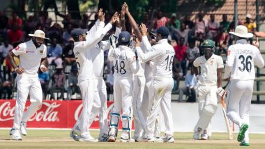Zimbabwe vs Sri Lanka Live Cricket Score, 2nd Test 2020 Day 3: Get Latest Match Scorecard and Ball-by-Ball Commentary Details for ZIM vs SL Clash