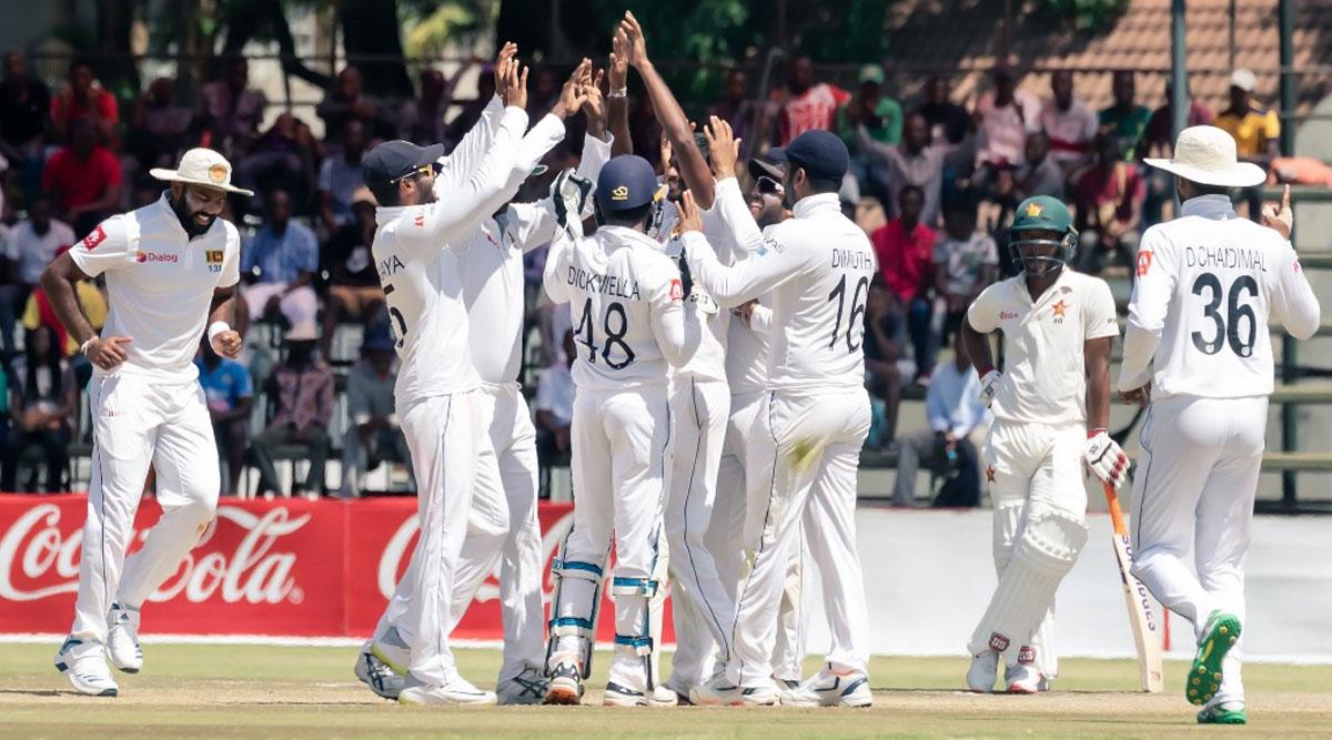 Zimbabwe vs Sri Lanka, 1st Test 2020 Result: Pacers Suranga Lakmal, Lahiru Kumara Inspire Lanka to 10-Wicket Win