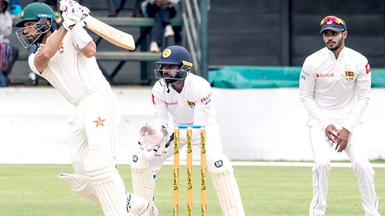 Zimbabwe vs Sri Lanka Live Cricket Score, 2nd Test 2020 Day 2: Get Latest Match Scorecard and Ball-by-Ball Commentary Details for ZIM vs SL Clash
