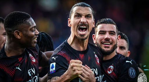 AC Milan Announce 21-Member Squad for match Against SPAL, Rossoneri Sweats it Out Ahead of the Coppa Italia 2020 Clash (See Pics)