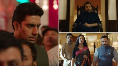 Abhishek Bachchan's Breathe 2, Mirzapur 2, Saif Ali Khan's Dilli Teasers Out, Amazon Prime Video India Announces 14 Originals