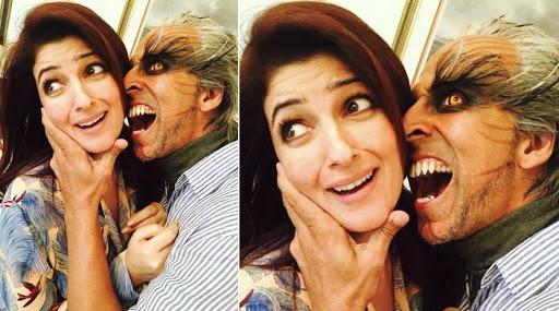 Akshay Kumar's 2.0 Version Of Marriage Anniversary Wish For Twinkle Khanna Will Please Pakshirajan (View Pic)
