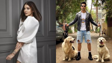 Anushka Sharma Takes A Dig At Varun Dhawan's Ripped Shorts, Asks If Dogs Bit Them Off (See Pic)