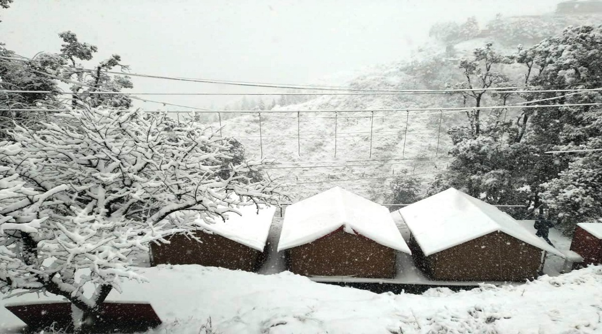 Uttarakhand: Holiday Declared in Schools & Colleges in Uttarkashi Tomorrow As IMD Predicts Snowfall in Hilly State
