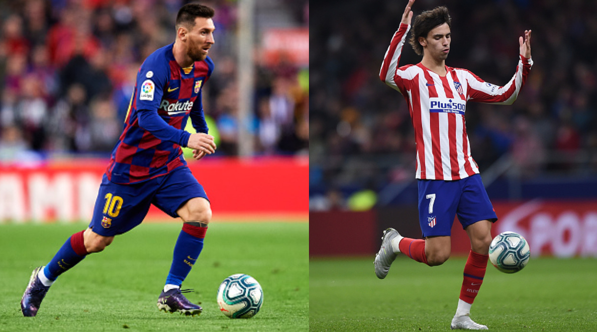 Barcelona vs Atletico Madrid, Supercopa de Espana 2020: From Lionel Messi to Joao Felix, 5 Players to Watch Out for in Spanish Super Cup Semi-Final Clash