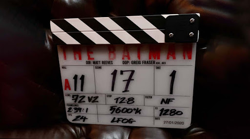 Robert Pattinson's The Batman Goes On The Floors Today (View Pic)