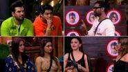 Bigg Boss 13 Weekend Ka Vaar Preview: Sidharth Shukla Feels Shehnaaz Gill Is Underseving for the Elite Club and Shefali Jariwala Calls Rashami Desai a Gossipmonger (Watch Video)