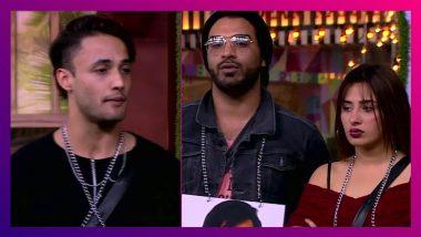 Bigg Boss 13 Episode 72 Updates | 8 Jan 2020: Bigg Boss Punishes Asim Riaz, Mahira Sharma and Paras Chhabra.