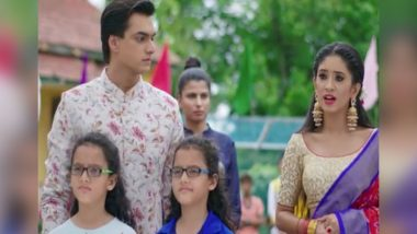 Yeh Rishta Kya Kehlata Hai January 23, 2020 Written Update Full Episode: Kartik and Naira Confront Luv and Kush About the Cigarettes