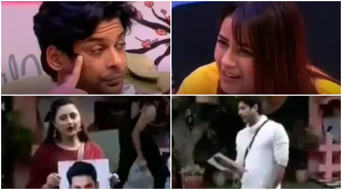 Bigg Boss 13 Day 92 Preview: Shehnaaz Gill Tells Sidharth Shukla That Her Love For Him Is Not Fake and Rashami Desai Burns Shukla's Chance of Becoming the Next Captain (Watch Video)