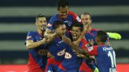 Odisha FC vs Bengaluru FC, ISL 2020–21 Live Streaming on Disney+Hotstar: Watch Free Telecast of OFC vs BFC in Indian Super League 7 on TV and Online