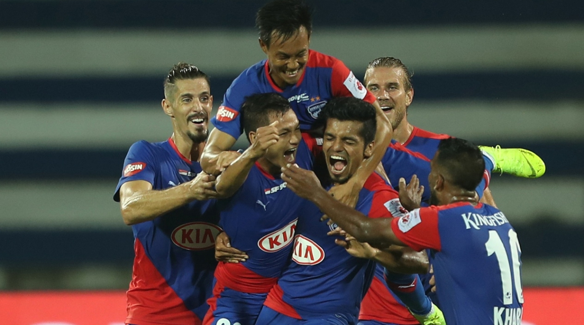 Bengaluru FC vs Jamshedpur, ISL 2019–20 Live Streaming on Hotstar: Check Live Football Score, Watch Free Telecast of BFC vs JFC in Indian Super League 6 on TV and Online