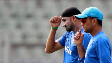 MS Dhoni Might Not Play for India Again, Says his Chennai Super Kings Teammate Harbhajan Singh