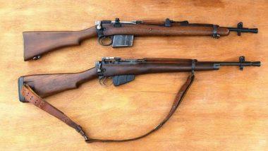 Uttar Pradesh Police Bids Adieu to .303 Rifles on Republic Day 2020