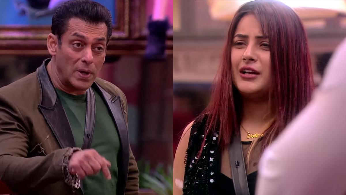 Bigg Boss 13 Day 104 Highlights: Salman Khan Enters House And Scolds Shehnaaz Gill