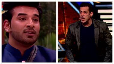 Bigg Boss 13: Paras Chhabra Tells Salman Khan, 'Sir, Bekaar Ki Baatein Na Hi Karein' (Watch Video)