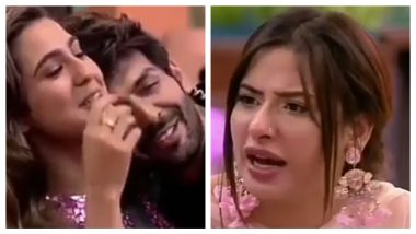 Bigg Boss 13 Weekend Ka Vaar Preview: Kartik Aaryan Mimicks Shehnaaz Gill, Mahira Sharma Says She Hates Rashami Desai