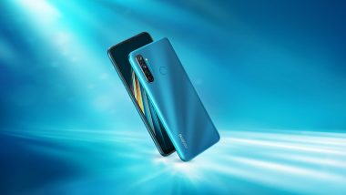 Realme 5i Smartphone With 6.5-inch Mini-Drop FullScreen Display & 5000mAh Battery Launched in India at Rs 8,999; To Go on First Sale on January 15