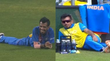 Yuzvendra Chahal Run Out Effort Turns Meme Fest; Check Out Funny Memes and Jokes Going Viral As India Beat Sri Lanka