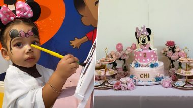 Kim Kardashian's Daughter Chicago West Turns 2! Aunt Kylie Jenner Shares Photos From Disney-Themed Birthday Party