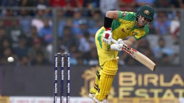 India vs Australia 1st ODI 2020 Stat Highlights: David Warner & Aaron Finch Crush India by 10 Wickets For the First Time in ODI History