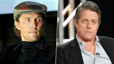 Matthew McConaughey Is Setting His Mom Up with Hugh Grant's Dad for a Date