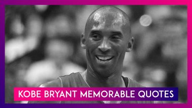 Kobe Bryant No More: 8 Memorable Quotes That Define NBA Legend's Legacy