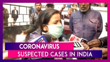 Coronavirus: 4 Suspected Cases Of The Deadly Virus Kept Under Observation In Hyderabad