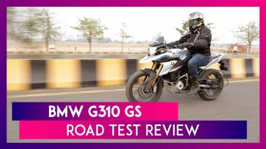 BMW G310 GS Road Test Review: Does BMW's Affordable Adventure Bike Justify Its Price Tag?