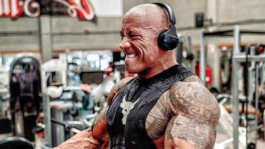 Dwayne Johnson Trains Hard For His Superhero Debut With DCEU's Black Adam (View Pics)