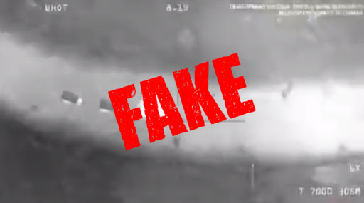 Fact Check: Video Being Shared on Social Media Claiming to be of US Drone Strike That Killed Qassem Soleimani is A Video Game Clip