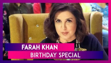 Farah Khan Birthday Special: Five Songs Choreographed By Her That We Are Eternally Grateful For