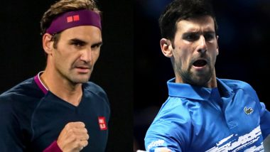Federer vs Djokovic, Australian Open 2020 Free Live Streaming Online: How to Watch Live Telecast of Men's Singles Semi-Final Tennis Match?