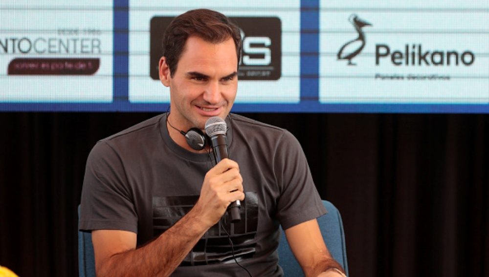 Roger Federer Responds to Greta Thunberg's Subtle Dig Over His Credit Suisse Brand Ambassador Appointment