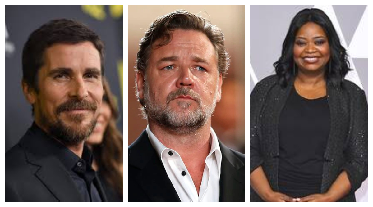 Golden Globes 2020: Christian Bale, Octavia Spencer Absent Due to Health, Russell Crowe Skips Due To Australia Fires