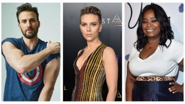 Golden Globes 2020: Chris Evans, Scarlett Johansson, Octavia Spencer And Others Announced As Presenters