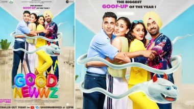 Good Newwz Box Office Collection Day 7: Akshay Kumar's Film Sees A Drop, Earns Rs 127.90 Crore