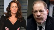 Annabella Sciorra Testifies in Harvey Weinstein Trial, Says 'He Raped Me'
