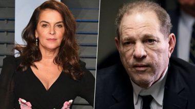 Annabella Sciorra Testifies in Harvey Weinstein Trial, Says 'He Raped Me'