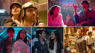 Love Aaj Kal Song Haan Main Galat: Kartik Aaryan-Sara Ali Khan's Groovy Number Will Make You Do The Twist (Watch Video)
