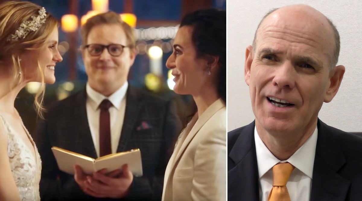 Hallmark Channel Chief Bill Abbott Exits Post Same-Sex Wedding Video Ad Controversy