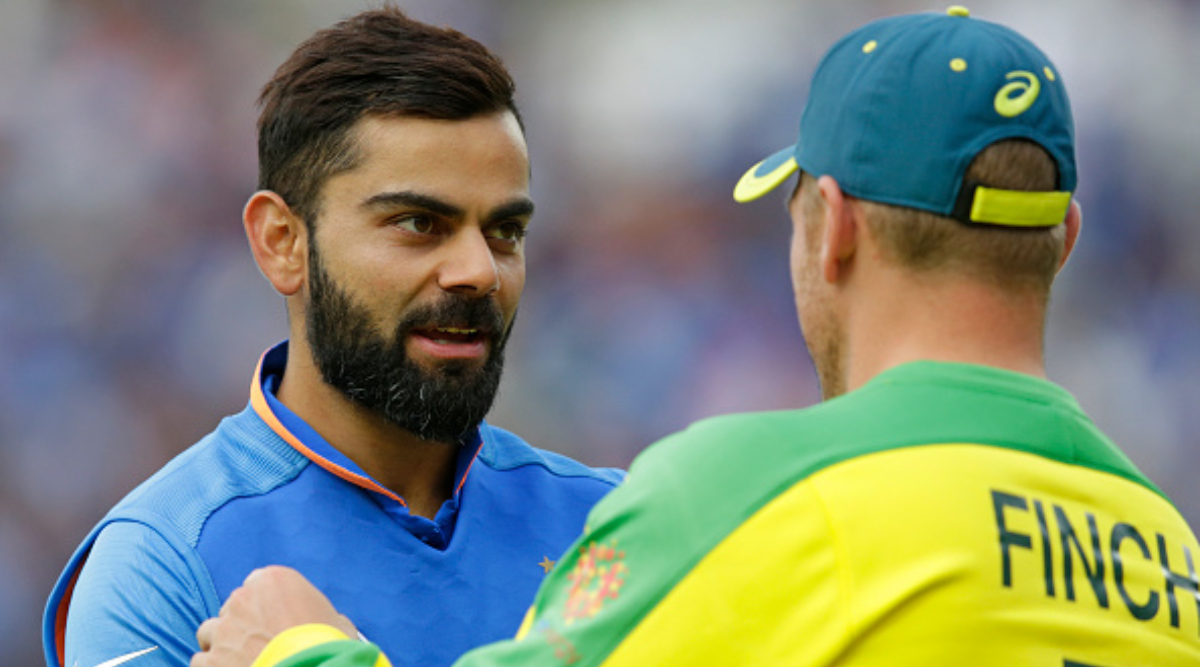 Live Cricket Streaming of IND vs AUS 1st ODI 2020 on DD Sports, Hotstar and Star Sports: Watch Free Live Telecast of India vs Australia on TV and Online